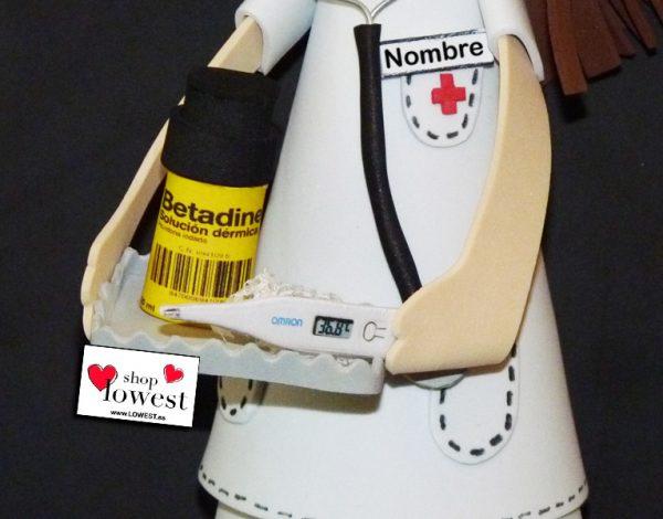 Ver accesorios fofucha enfermera mayoristas