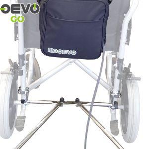 adaptador para sillas de ruedas y patinete electrico