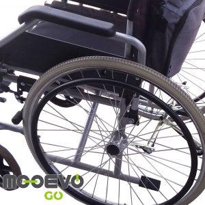 adaptador sillas de ruedas y patinete electrico instalar