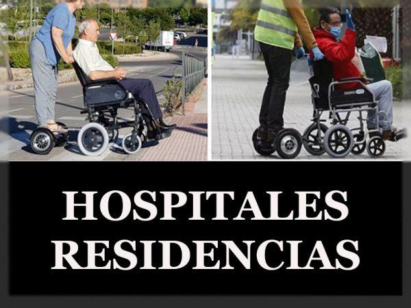movilidad electrica hospitales