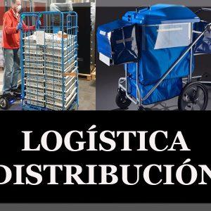 vehiculo electrico logistica distribucion