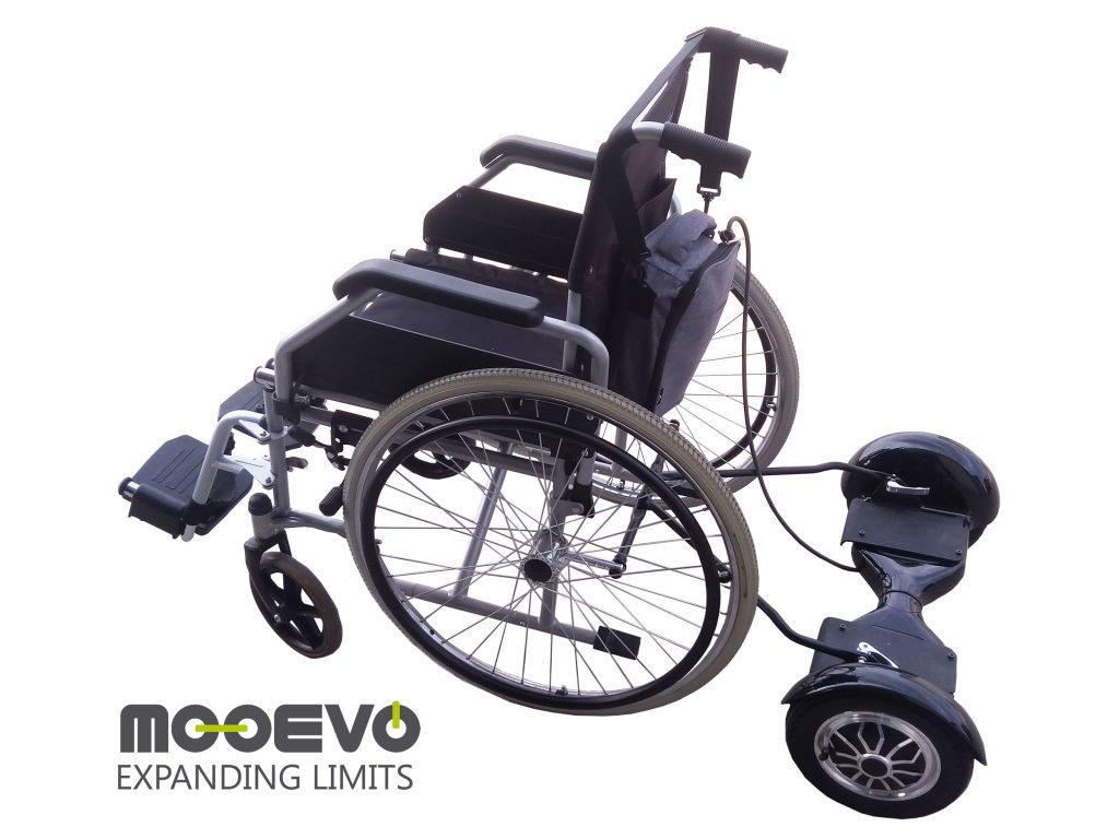 scooter para seniors silla de ruedas Mooevo