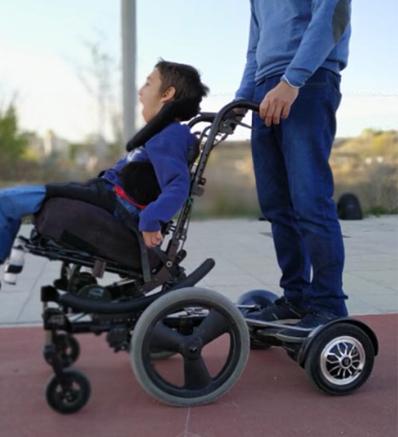 Ver patinete electrico silla ruedas hoverboard