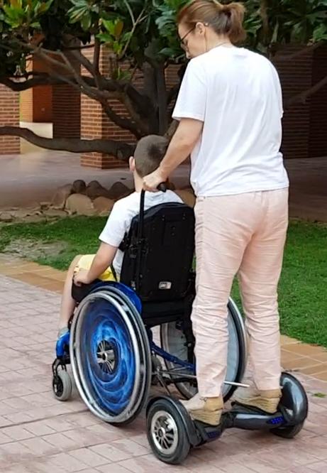 Ver sillas de ruedas patinetes electricos