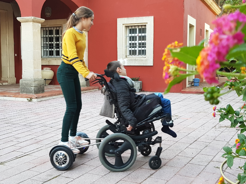 scooter seniors mooevo