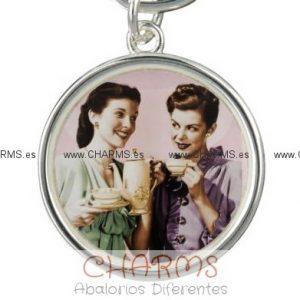 Pulseras vintage retro regalo personalizado precio mayoristas RETROCHARMS