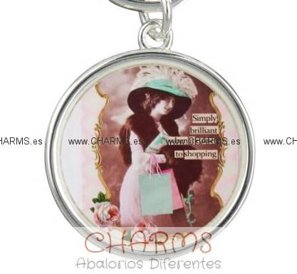 Pulseras retro vintage regalos personalizados por mayor RETROCHARMS