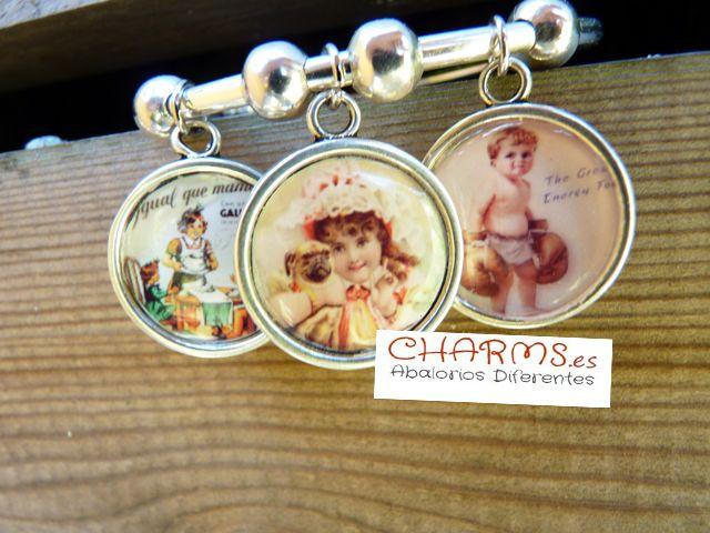 Pulsera vintage regalo personalizado
