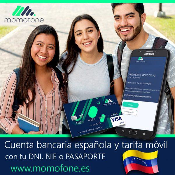 Ver cuenta bancaria solo con pasaporte