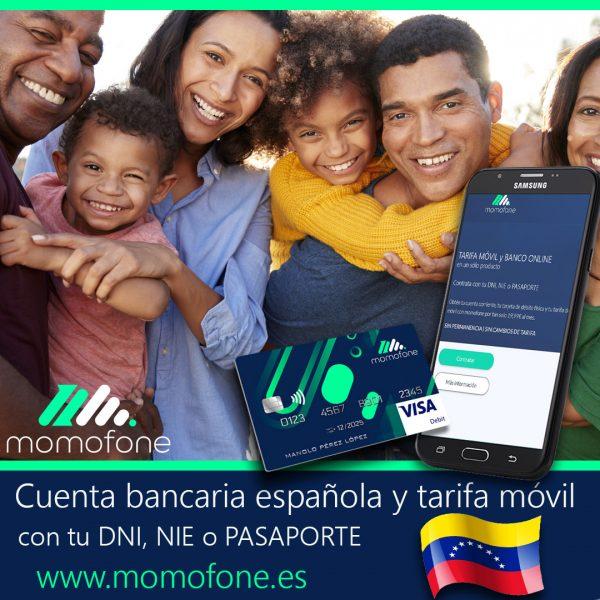 Ver cuenta bancaria solo con el pasaporte
