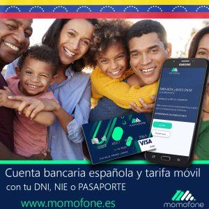 Ver cuenta bancaria solo con tu pasaporte