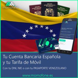 cuenta bancaria venezuela españa