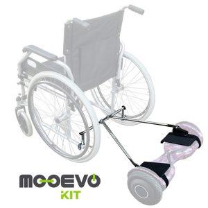 Ver adaptador motor silla de ruedas