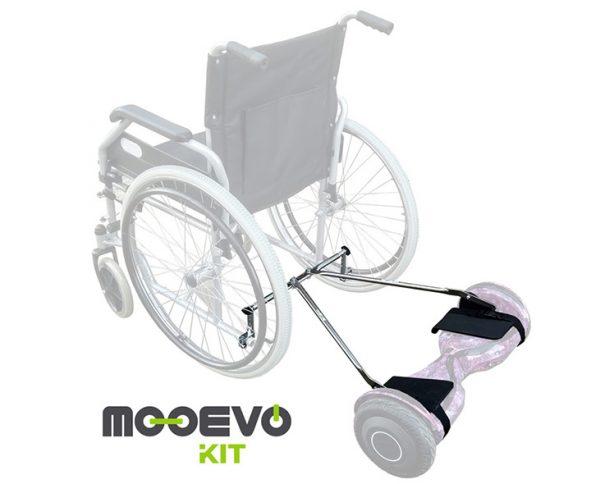 adaptador silla ruedas motor