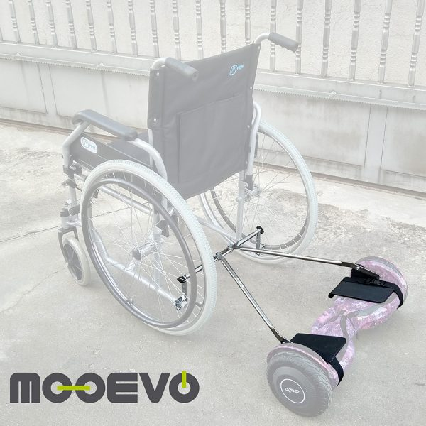 Ver adaptadores motor silla de ruedas