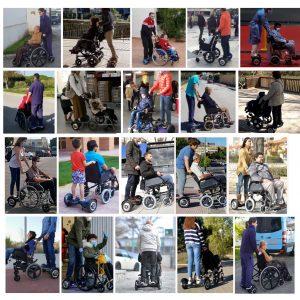 Ver mejor motor para silla de ruedas manual