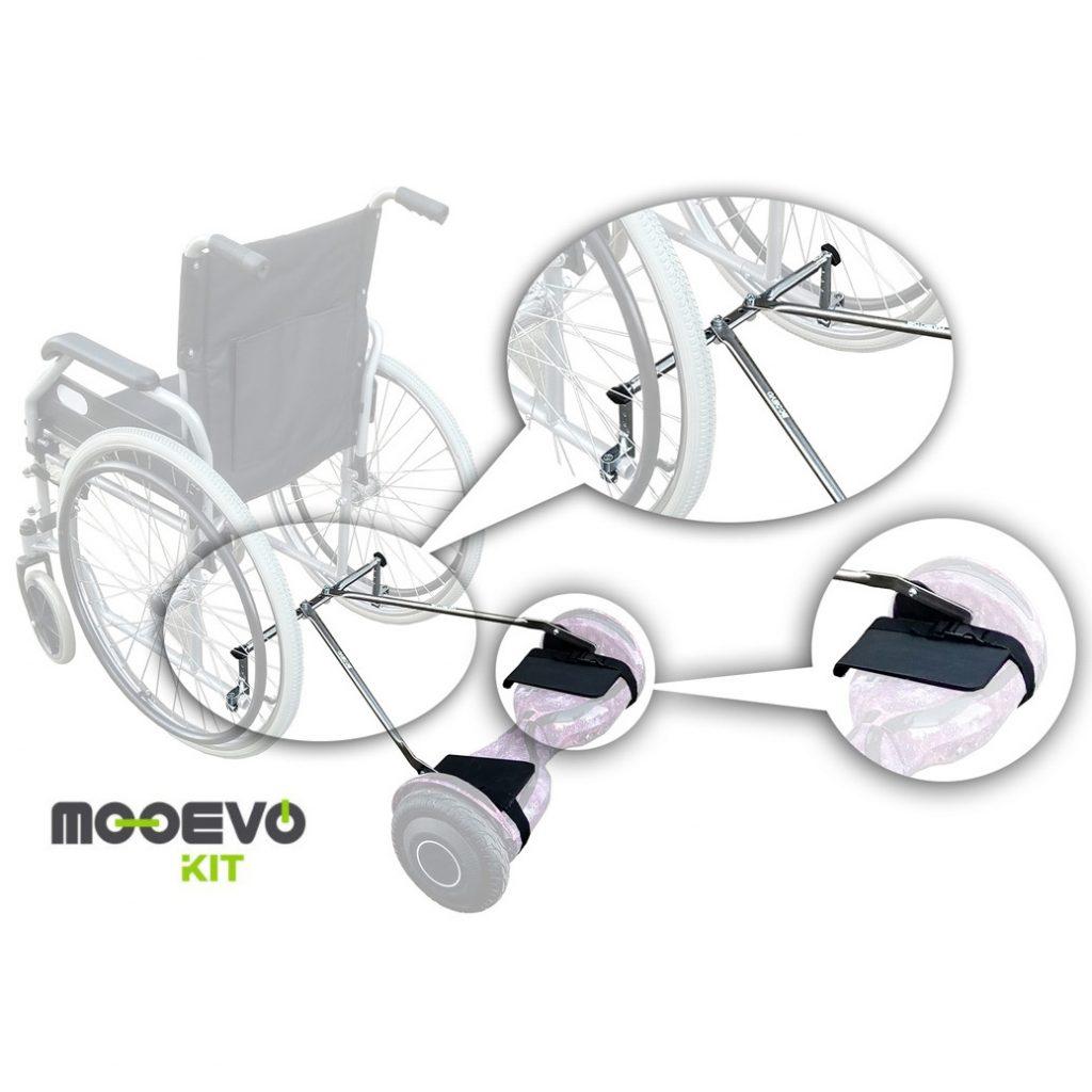 hoverboard adaptador