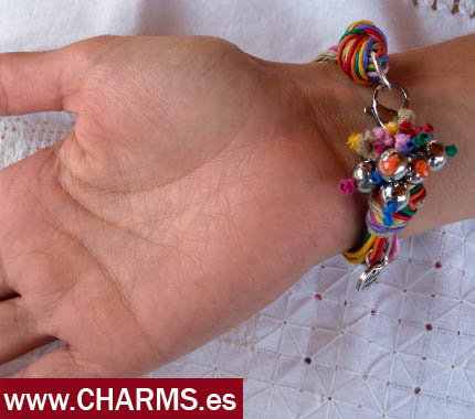 pulseras moda famosas
