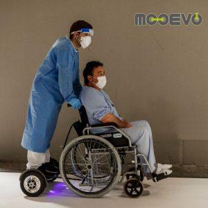 motor para silla de ruedas hospital