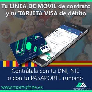 contratar movil con pasaporte rumano