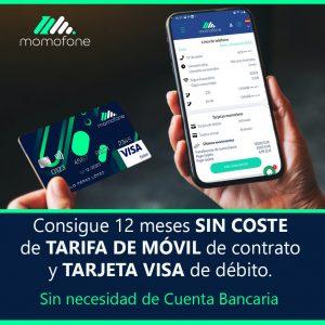 Tu móvil de contrato sin cuenta bancaria